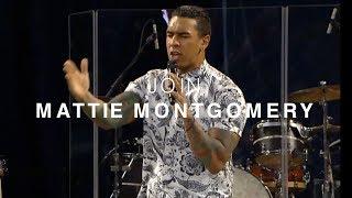 Compassion To Action - Mattie Montgomery - Portland 2018