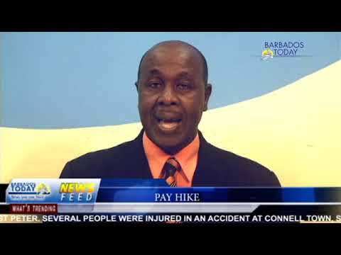 BARBADOS TODAY EVENING UPDATE - November 26, 2018
