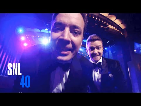 Jimmy Fallon and Justin Timberlake Cold Open - SNL 40th Anniversary Special