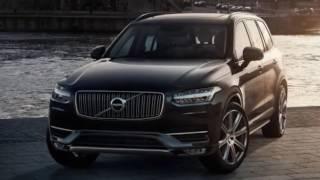 НОВИНКА АВТО 2016 ГОДА - Volvo XC90 II
