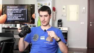 Nikon D3200 review en Español - Digitalrev4U