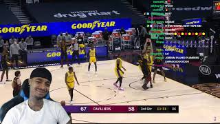 FlightReacts LAKERS at CAVALIERS | FULL GAME HIGHLIGHTS | January 25, 2021!
