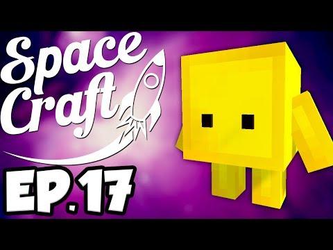 SpaceCraft: Minecraft Modded Survival Ep.17 - Training Blokkits! (Minecraft Mods)