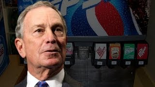 Soda Jerk Michael Bloomberg Strikes Again (Nanny of the Month, May 2012)