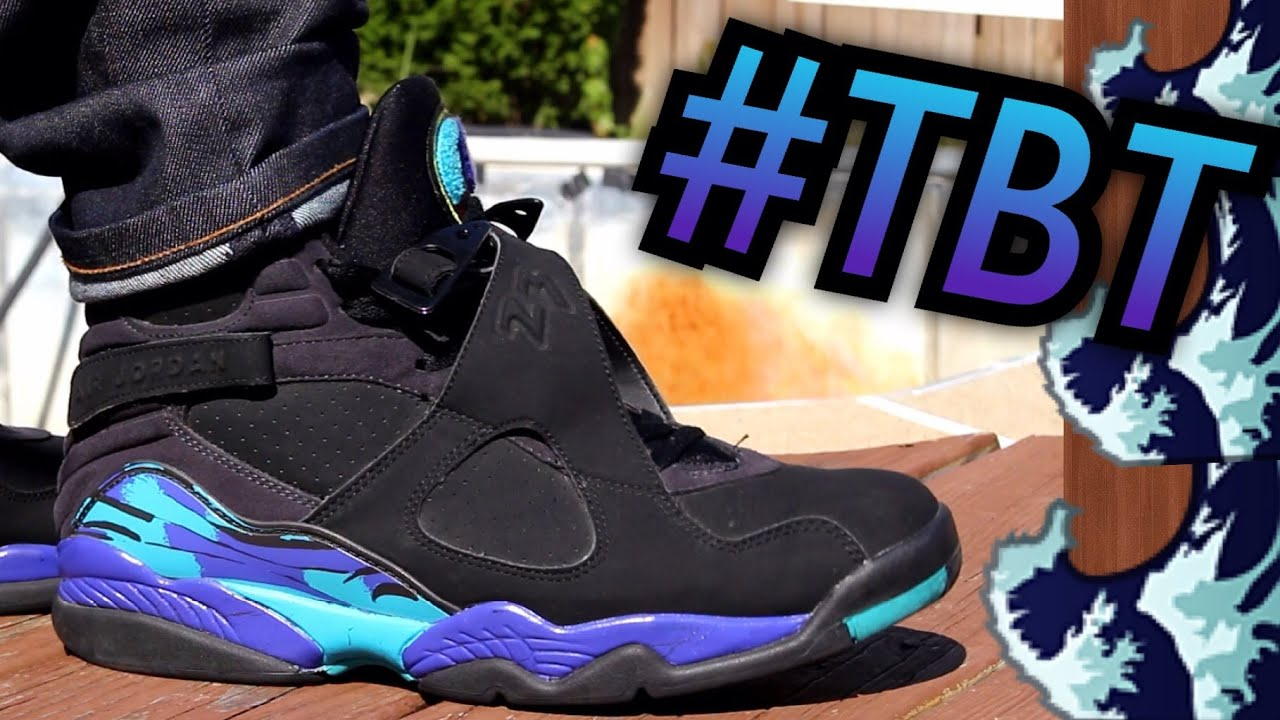 039493254e789 BEST JORDAN OF ALL TIME (IMO) On-Feet  TBT - YouTube