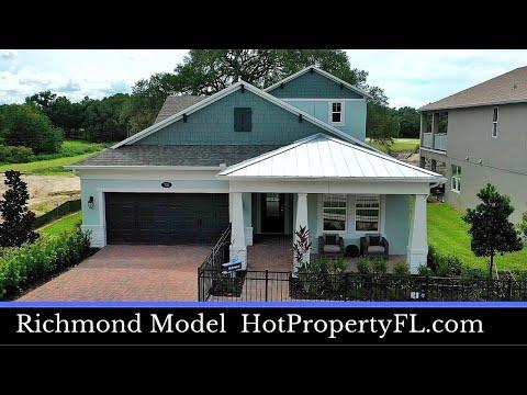 New Model Home Tour | Oakland, FL | 358,990 Base Price* | 4-5 Bedrooms, 3-4 Baths, 2-3 car Garage