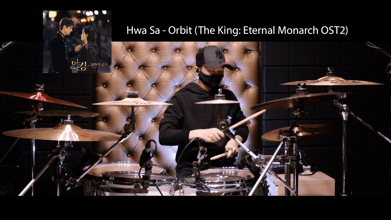Hwa Sa 화사 - Orbit (The King: Eternal Monarch OST2 ) | Drum Cover | Gene OVD 13 Years old