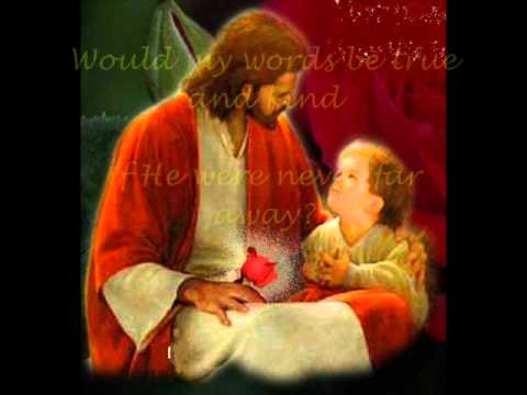 if the savior stood beside me accompaniment