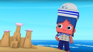 Трейлер - ЙОКО 🌴 Необитаемый остров - Мультфильмы про приключения