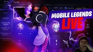 MOBILE LEGENDS -- DO EPICO ao MITICO SOLO #3