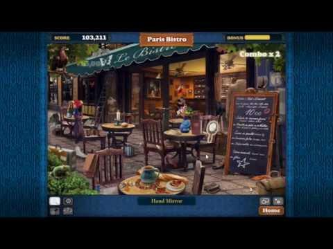 Hidden Chronicle - Paris Bistro [SCENE]
