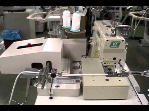 HAMS MHA-FTP100-Y Wire tube piping sewing machine
