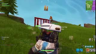 Fortnite buggy clinger kill