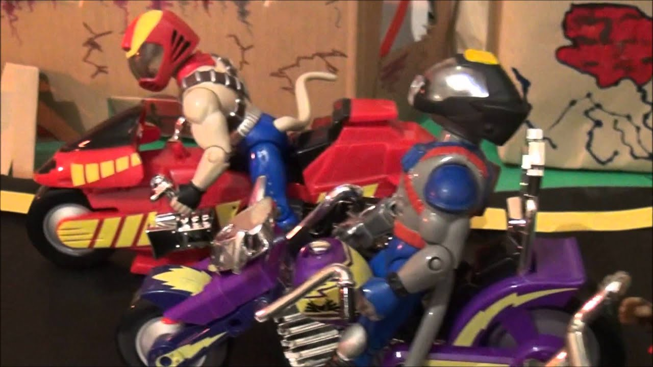 Biker Mice From Mars Red (page 3) - Pics about space