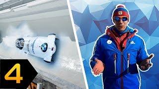USA - Lake Placid - New York - 100 Дней До Олимпиады - Как это было - Новое Видео Приколы