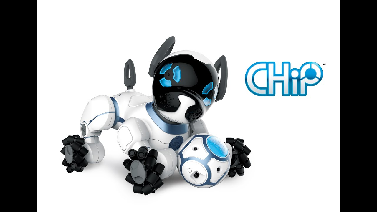 CHIP Canine Home Intelligent Pet The Ultimate AI Robotic Dog