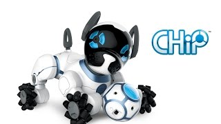 chip canine home intelligent pet the ultimate ai robotic dog from wowwee