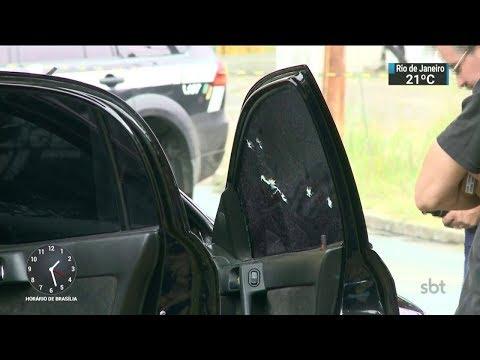 Polícia investiga assassinatos na saída de casa noturna de Porto Alegre | SBT Notícias (05/12/17)