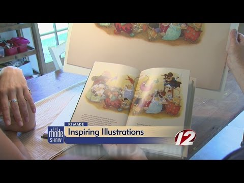 Local Illustrator hits New York Times best seller list
