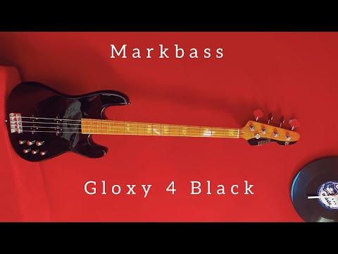 New series Markbass - Gloxy 4 Black