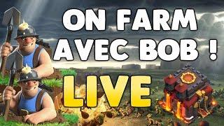 Clash of Clans - ON FARM AVEC BOB - HDV10