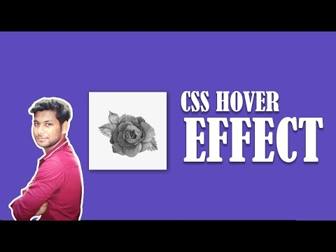 How to Convert Color Image to Grayscale CSS // CSS tutorial for beginners thumbnail