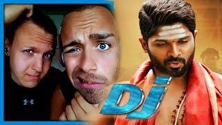 Dj duvvada jagannadham trailer - allu arjun, pooja hegde | harish shankar | trailer reaction by rnj
