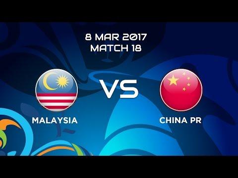 #AFCBeachSoccer2017 - Match 18 Malaysia vs. China P.R.