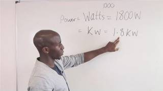 How To Compute Kwh