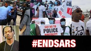 #ENDSARS SARS Arrest Runtown, Falz And Mr Macaroni | Naira Marley Is A Failure