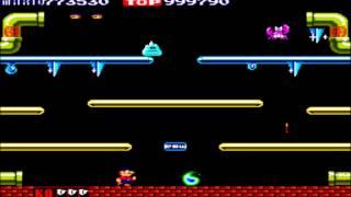 MAME Mario Bros World Record Stephen Boyer 4,260,210 HD