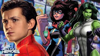 Spider-Man Exits MCU, Ms. Marvel Confirmed for Disney Plus - Hyper Heroes