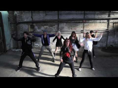 """Jena Lee - chorée de """"Du Style"""" pour FlashMob (Nathalie Lucas)"""