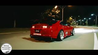 Toyota Supra Car Porn // Xxxtentacion - A Ghetto Christmas Carol (Music Video)