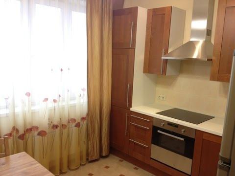 Однокомнатная квартира в Совхозе имени Ленина (обзор)