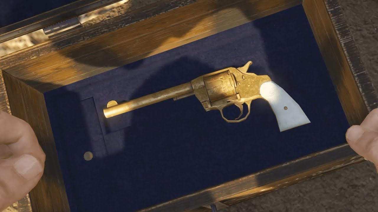 【Red Dead Redemption 2】 GTA5 線上模式 遊戲內的預告 - YouTube
