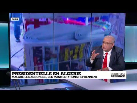 """En Algérie, """"il faut une libéralisation totale du champ politique"""""""