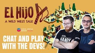 Handy Games Live @ Indie Arena Booth Online