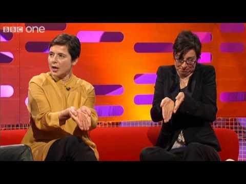 Isabella's Green Porno - The Graham Norton Show - S6 Ep4 Preview - BBC One