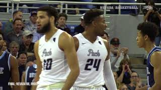 Highlights: Nevada 88, Rhode Island 81