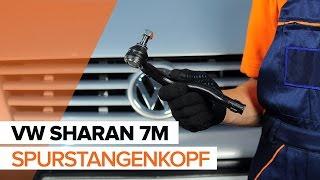 Auswechseln Kühler Thermostat VW SHARAN: Werkstatthandbuch