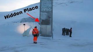 Top 10 Hidden & Secret Places in The World   दुनिया में 10 छिपी हुई और सुरक्षित जगह
