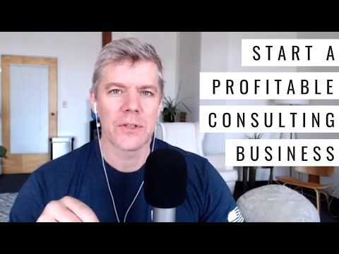 5 Basic Steps For Starting A Profitable Consulting Business