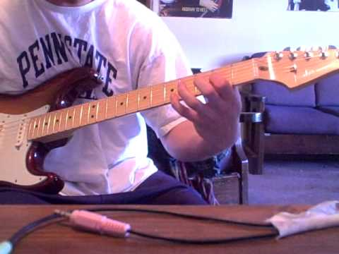 Springsteen: Eric Church, Guitar Cover, Full Song