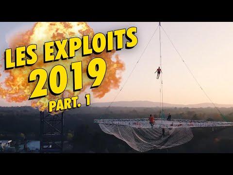 Les EXPLOITS de l'année 2019 ! (partie 1)