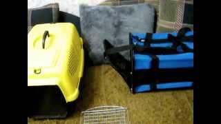 Как выбрать переноску для собаки - переноска для йорка(, 2014-07-23T12:55:47.000Z)