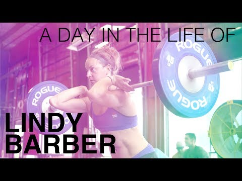 A Day in the Life of Lindy Barber - CrossFit Mayhem Freedom