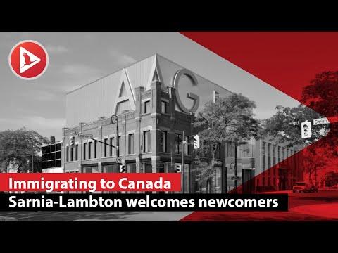 Welcome To Sarnia-Lambton In Ontario, Canada