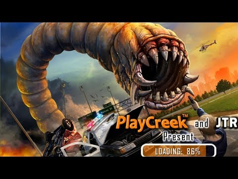[모바일 게임] 데스웜 키우기 Death Worm for Android & iOS