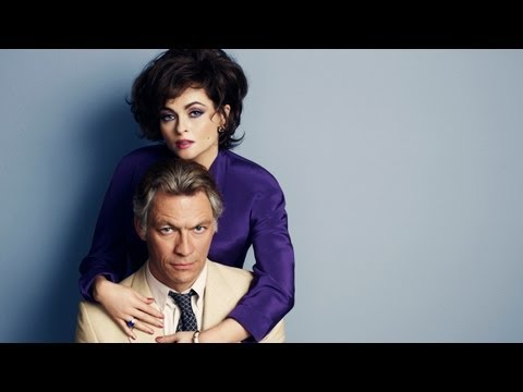 HELENA BONHAM CARTER as Elizabeth Taylor in BURTON & TAYLOR Movie - Oct 16 on BBC AMERICA